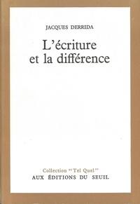 Jacques Derrida - L'Ecriture et la Différence.