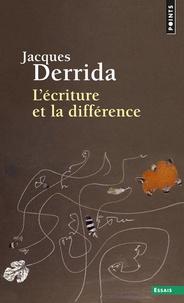 Jacques Derrida - L'écriture et la différence.