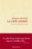 Jacques Derrida - La carte postale - De Socrate à Freud et au-delà.