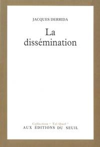 Jacques Derrida - La Dissémination.