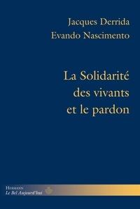 La solidarité des vivants et le pardon - Conférence et entretiens.pdf