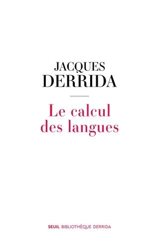 Le calcul des langues. Distyle