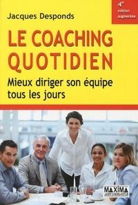 Le coaching quotidien - Mieux diriger son équipe tous les jours.pdf