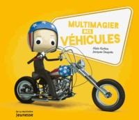 Jacques Desprès et Alain Korkos - Multimagier des véhicules.