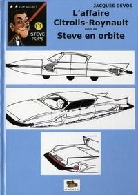 Jacques Devos - Steve Pops : l'affaire Citrolls-Roynault.
