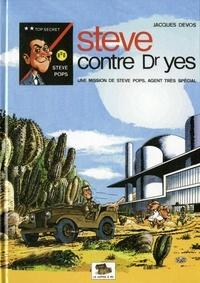 Jacques Devos - Steve Pops : Steve contre dr Yes.