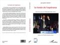 Jacques Diouf - Le levain de l'espérance - Entretien avec le Pr Mohamed Nadir Aziza.