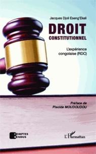Droit constitutionnel - Lexpérience congolaise (RDC).pdf