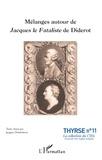 Jacques Domenech - Mélanges autour de Jacques le Fataliste de Diderot.