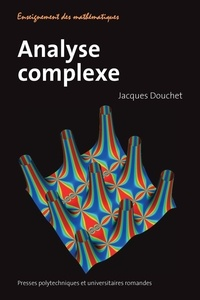 Jacques Douchet - Analyse complexe.