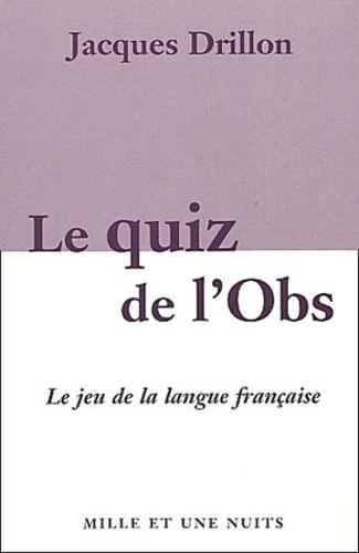 Jacques Drillon - .