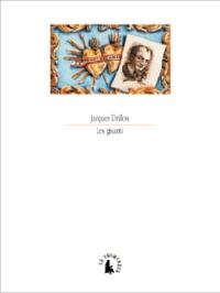 """Jacques Drillon - Les gisants - Sur """"La mort des amants"""" de Baudelaire."""