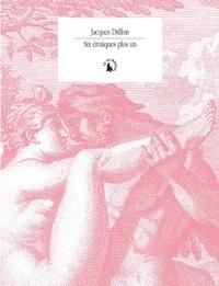 Jacques Drillon - Sept érotiques.
