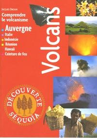 Jacques Drouin - Les Volcans.