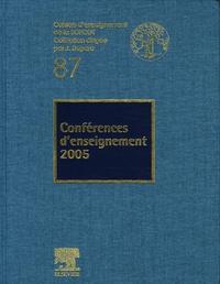 Jacques Duparc - Conférences d'enseignement 2005.