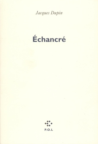 Echancré