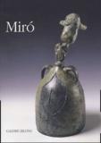 Jacques Dupin - Joan Miro - Chasseur de signes dans le bronze, sur la feuille.