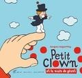 Jacques Duquennoy - Petit clown et la main de géant.