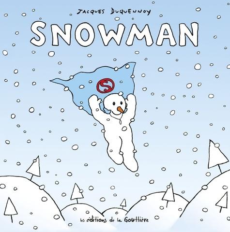 Jacques Duquennoy - Snowman.