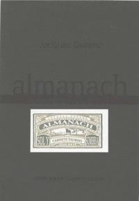 Jacques Durand - Almanach - Des toros à perpet.