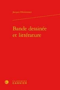 Jacques Dürrenmatt - Bande dessinée et littérature.