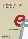 Jacques Dürrenmatt - La ponctuation en français.