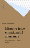 Jacques Ehrenfreund - .