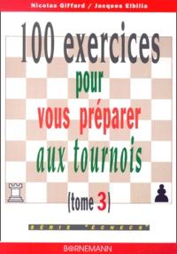 100 exercices pour vous préparer aux tournois. Tome 3.pdf