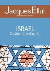 """Jacques Ellul - """"Israël, Chance de civilisation""""... - Articles de journaux et de revues 1967-1992."""