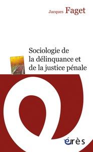 Jacques Faget - Sociologie de la délinquance et de la justice pénale.