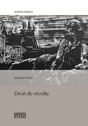 Jacques Fasel - Droit de révolte.