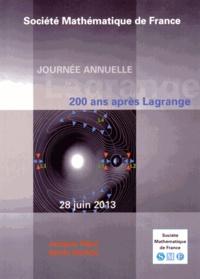 Ucareoutplacement.be 200 ans après Lagrange Image