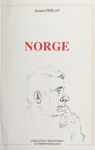 Jacques Ferlay et Raphaël Arneodo - Norge.