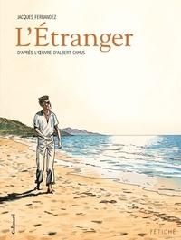 Téléchargeur gratuit de livres électroniques Google L'étranger par Jacques Ferrandez 9782070645183 PDF DJVU (French Edition)