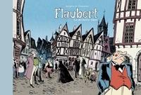 Jacques et Daniel Casanave - Flaubert - La dernière ligne.