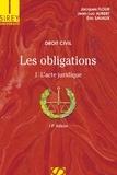 Jacques Flour et Jean-Luc Aubert - Les obligations - Volume 1, L'acte juridique.
