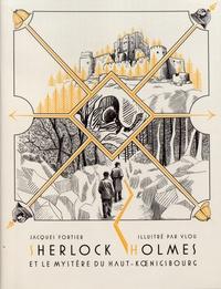 Histoiresdenlire.be Sherlock Holmes et le mystère du Haut-Koenigsbourg Image