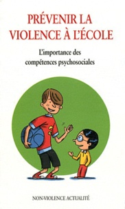 Jacques Fortin - Prévenir la violence à l'école.