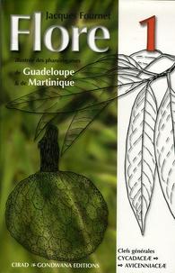 Jacques Fournet - Flore illustrée des phanérogames de Guadeloupe et de Martinique - Pack en 2 Volumes.