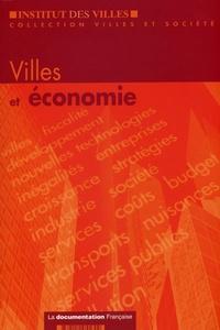 Jacques-François Thisse et Françoise Maurel - Villes et économie.