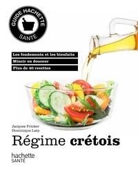Jacques Fricker et Dominique Laty - Régime crétois.