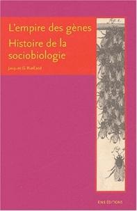Accentsonline.fr L'empire des Gene - Histoire de la sociobiologie Image