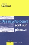 Jacques Gaillard - .