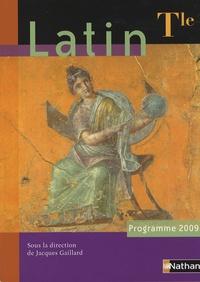 Jacques Gaillard - Latin Tle - Programme 2009.