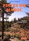 Jacques Gandini et Philippe Bertone - Pistes du Maroc à travers l'histoire - Tome 5, La chaîne du Rif.