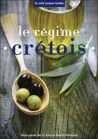 Le régime crétois - Jacques Gardan |