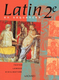 Latin en séquences 2nde - Edition 2001.pdf
