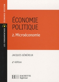 Birrascarampola.it Economie politique - Tome 2, Microéconomie Image