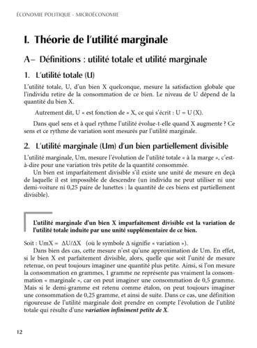 Economie politique. Tome 2, Microéconomie 9e édition