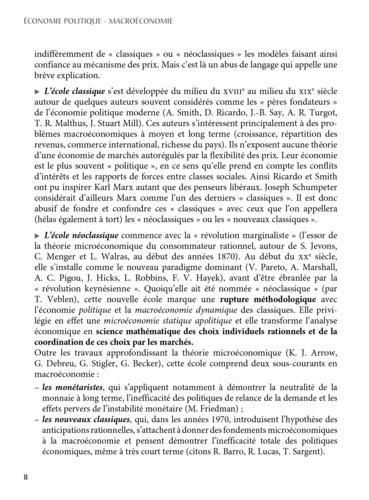 Economie politique. Tome 3, Macroéconomie 9e édition